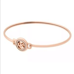 Rose gold-tone Michael Kors Bracelets New In Box